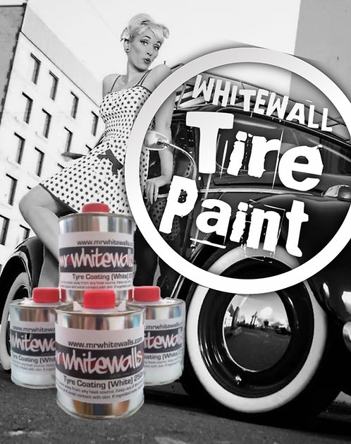 The Best Whitewall Tyre Paint
