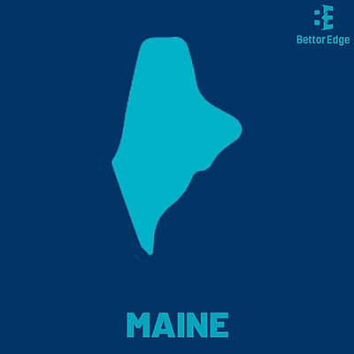 Bettor Edge - Maine - Legal Sports Betting Social Betting Marketplace - US