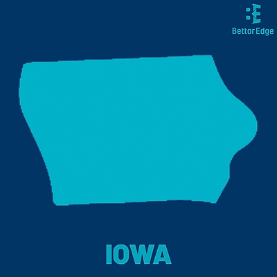 Bettor Edge - Iowa - Legal Sports Betting Social Betting Marketplace - US