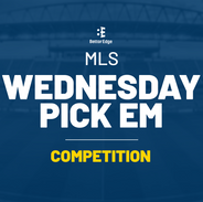 BettorEdge MLS Wednesday Competition - 9/29