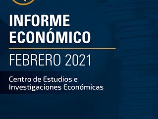 Informe Económico Febrero 2021