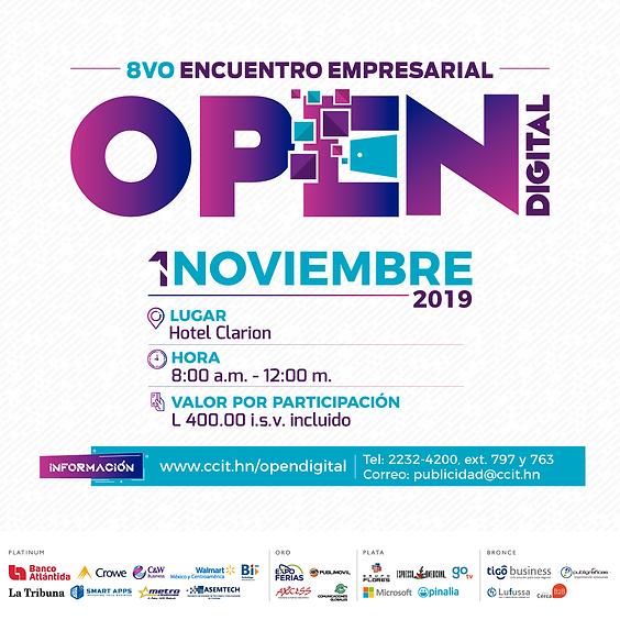8vo Encuentro Empresarial Open Digital