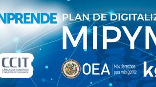 Sector Mipyme de Honduras podrá crear páginas web gratis en solo 15 minutos para sus empresas