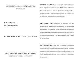 Prórroga para la presentación y pago de la Declaración del Impuesto sobre la Renta