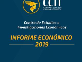 Informe Económico Septiembre 2019