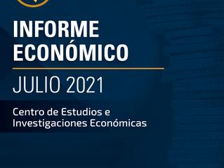 Informe Económico Julio 2021