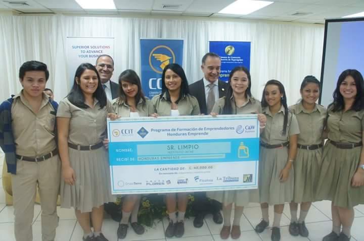 Honduras Emprende Escolar