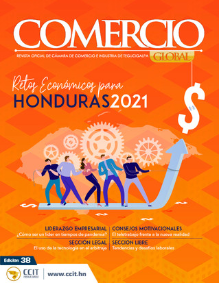 Revista Comercio Global Edición 38