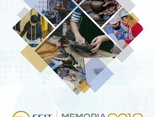 Memoria Institucional CCIT 2018