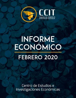 Informe Económico Febrero 2020