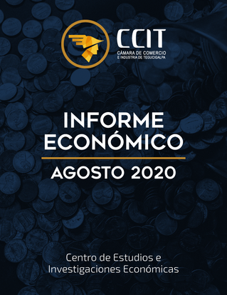 Informe Económico Agosto 2020