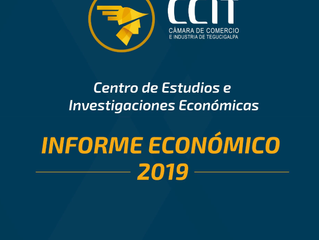 Informe Económico Mayo 2019