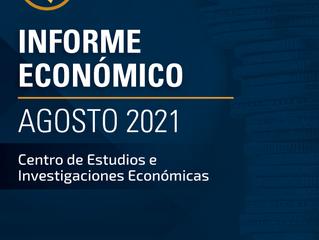 Informe Económico Agosto 2021