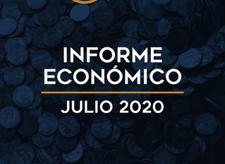 Informe Económico Julio 2020