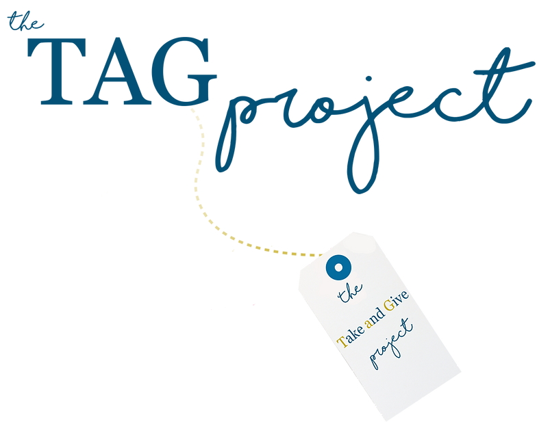 The TAG Project Logo