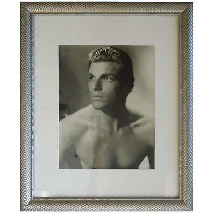 """Original Signed Vintage Hollywood Photograph of """"Buster"""" Crabbe"""