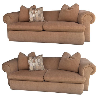 Pair of Original Steve Chase Palm Springs Sofas