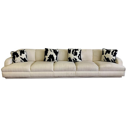 Steve Chase Iconic Modern Illuminated Sofa