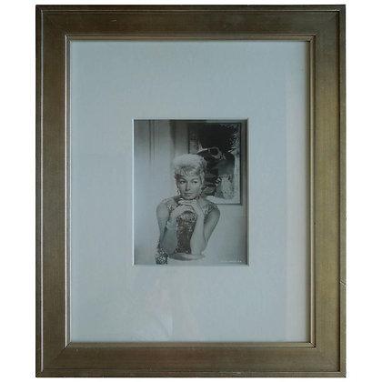 Original Hollywood Studio glamour photograph of Lana Turner, 1960s