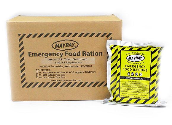 Mayday Food Bar 1200 Cal.-Case 36