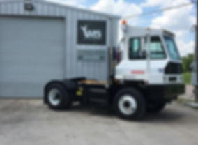 Yard Truck - Rental Fleet