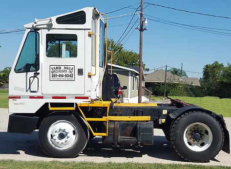 Yard Truck - Rental Fleet
