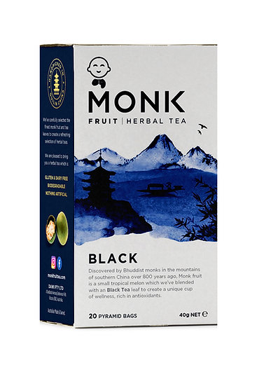 Monk Fruit & Black Tea