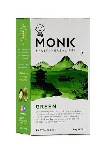 Monk Fruit & Green Tea