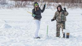 Le tournoi de pêche sur glace Old Milwaukee de retour en 2018.