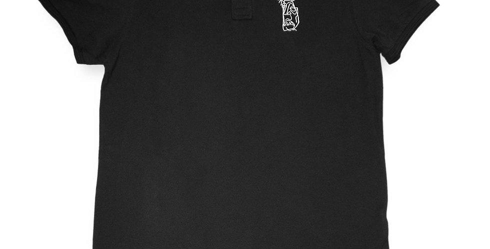 IGNORE SUPPLY - Ignore Design Poloshirt Black