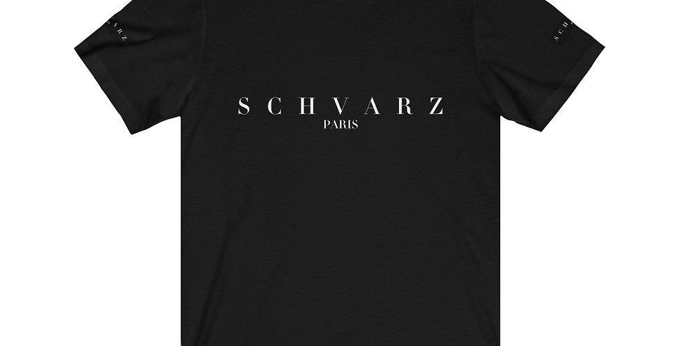 SCHVARZ PARIS - Renegade Shirt Mit Ärmeldruck