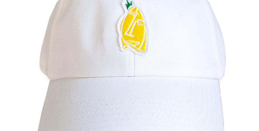 IGNORE SUPPLY - Cap Señor Piña - white