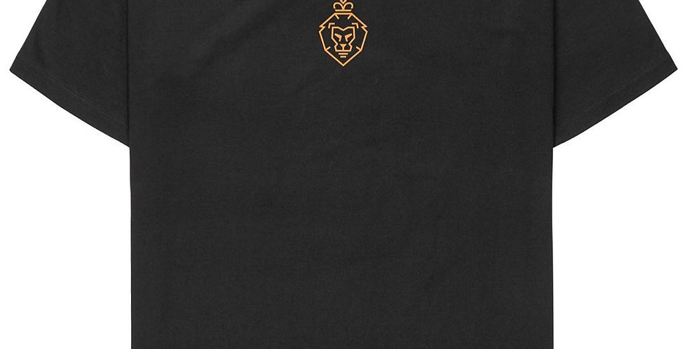 LUIS ZIEGLER - Black Basic Logo T-Shirt