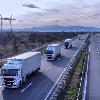 Electric Truck Fleet