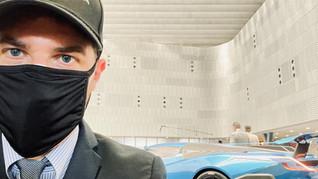 Electra Vehicles CEO Attends Automobili Estrema's Fulminea Launch with EVE-Ai™ 360 Adaptive Controls