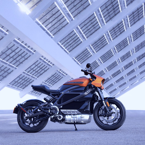 Electric Motorcycle