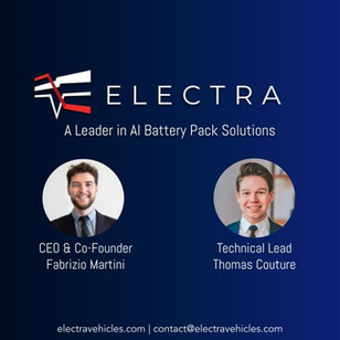 Autonomous & Connected Vehicle Data in Adaptive Battery Pack Controls