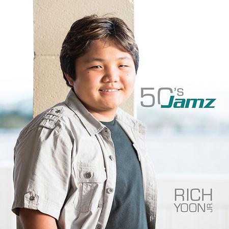 Rich Yoon Jr. 50s Jamz iTUNES_FINAL.JPG.