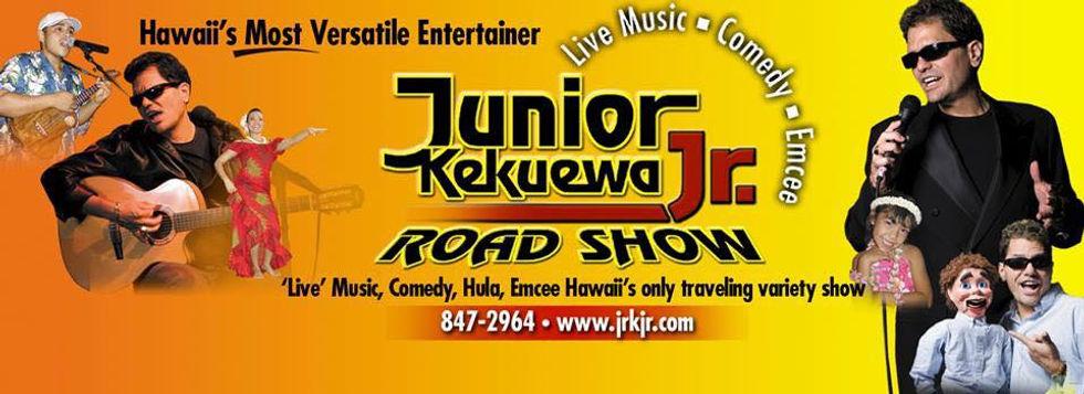The Junior Kekuewa Jr. Roadshow