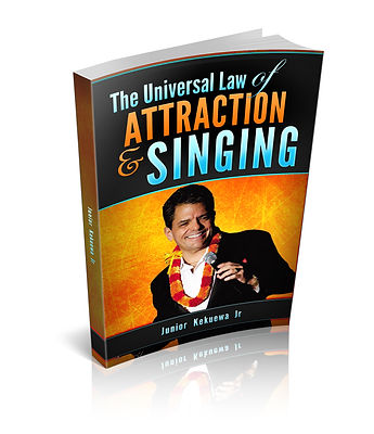 The Universal Law of Attraction and Singing