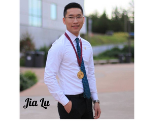 OFFICER OF THE MONTH: JIA LU