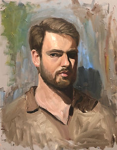 Self Portrait at 22