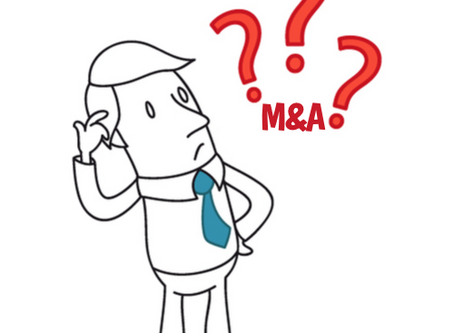 M&A or not M&A : telle est la question ...