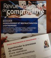 Revue Française de comptabilité - mars 2019