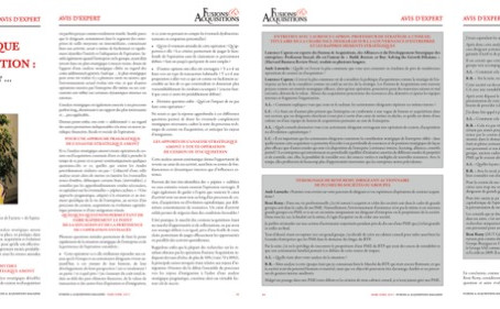 Pourquoi mener une analyse stratégique, préalablement à tout processus de cession ou d'acquisition