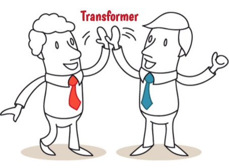 Transformation à Quatre mains