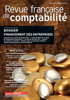 Revue Française de comptabilité - juin 2017