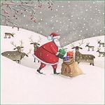 21084 Santa's Reindeers 123x123 P1 Proof