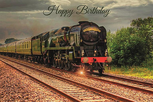 DT18076 'Torbay Express' (6 cards @ 39p each)