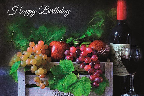 DT18070 'Fruit & Wine' (6 cards @ 39p each)